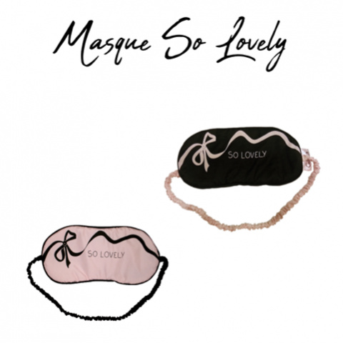 Masque So Lovely - Noir