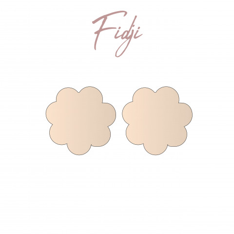 Fidji nipple cover gilsa paris in disposable fabric