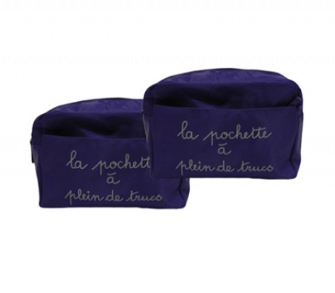 Trousse Teknik - Purple
