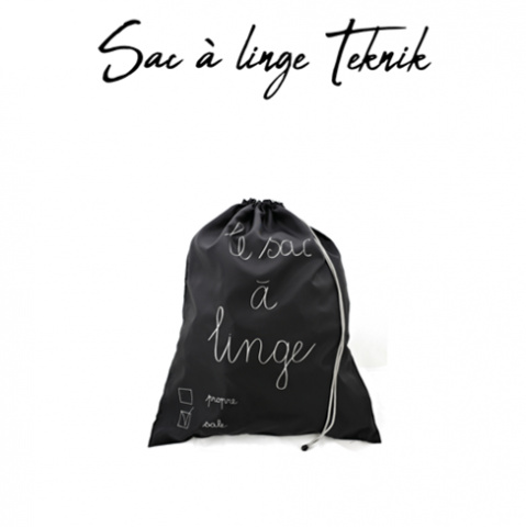 510 GILSA Paris Teknik ultra light nylon laundry bag
